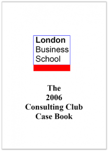 Case Interview Casebook London 2006