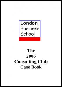 Case Interview Casebook London 2006
