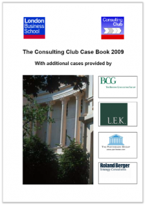 Case Interview Casebook London 2009