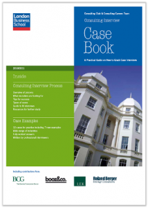 Case Interview Casebook London 2011