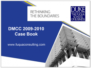 Case Interview Casebook Fuqua 2010